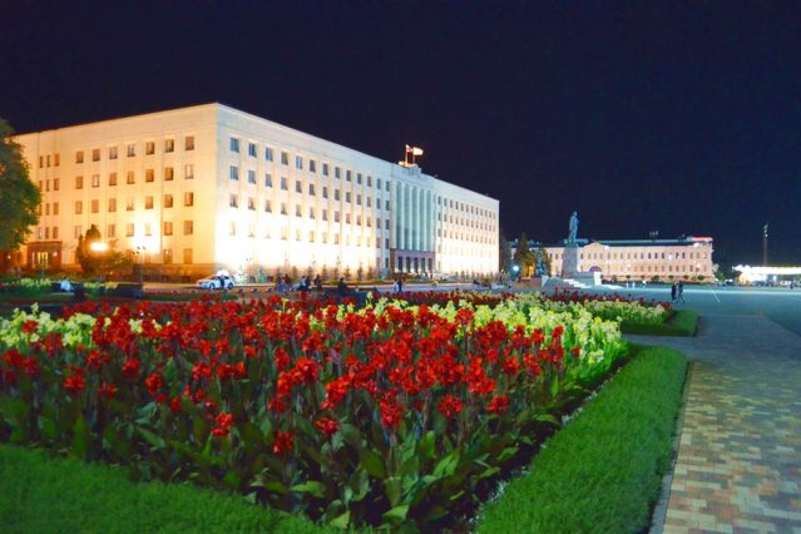 Вечерний Ставрополь