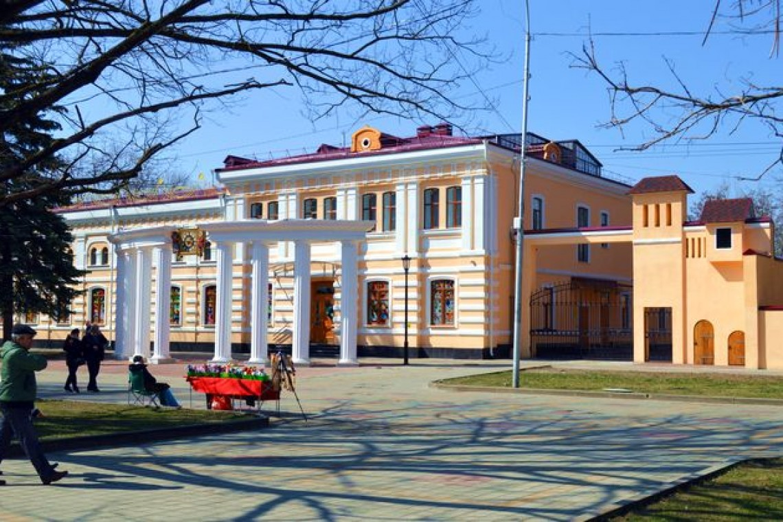 Кукольный театр Ставрополь
