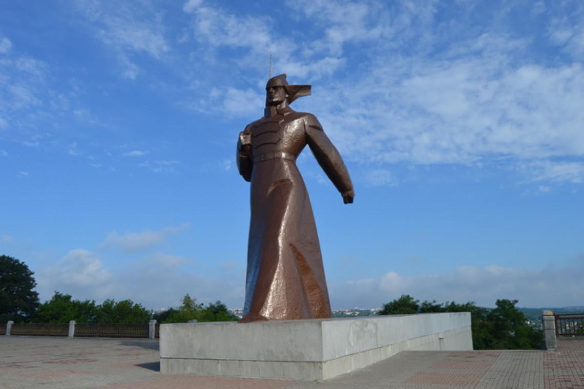 Солдат Ставрополь