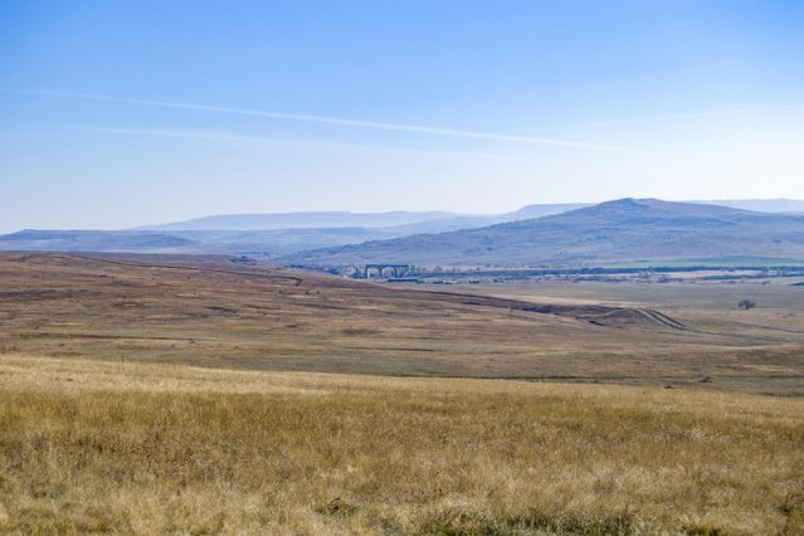 Долина реки Егорлык