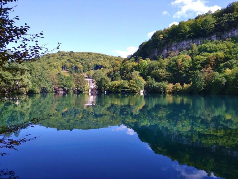Голубое озеро КБР