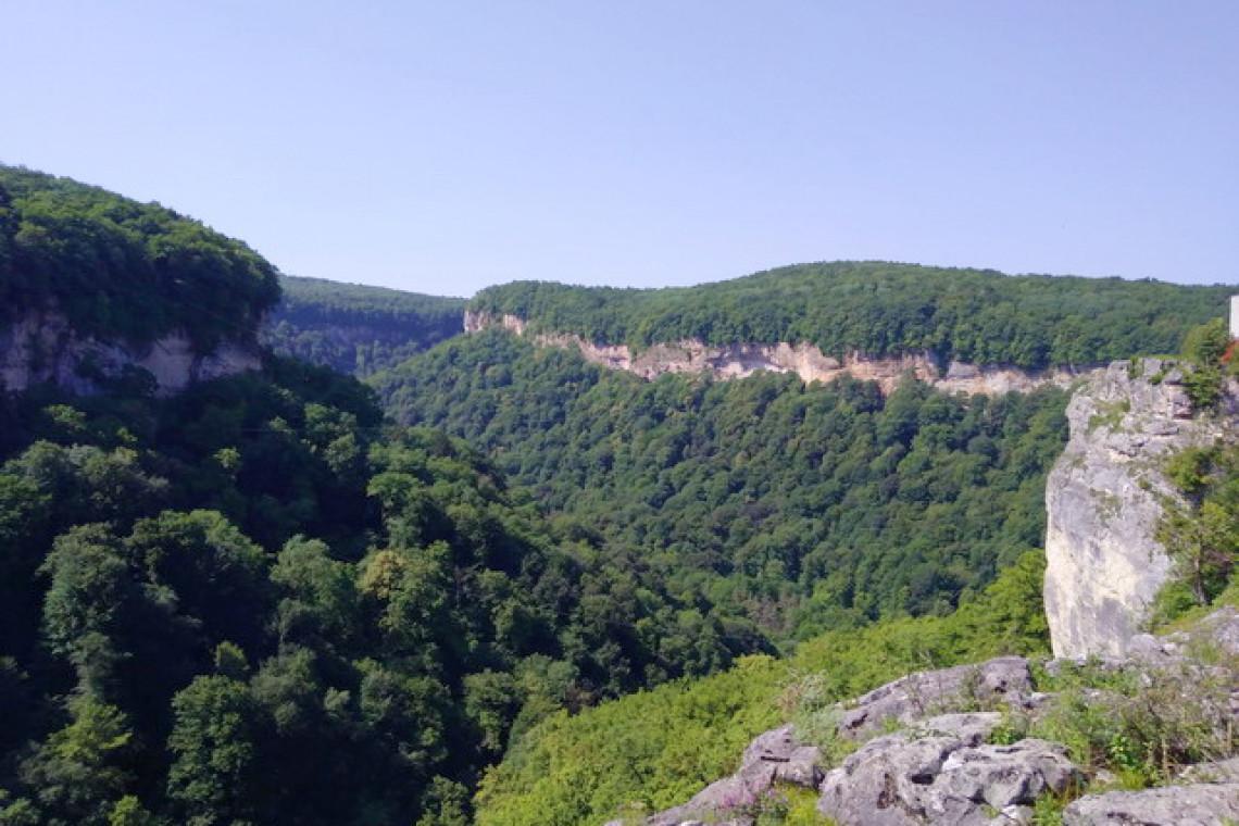 долина реки Белая
