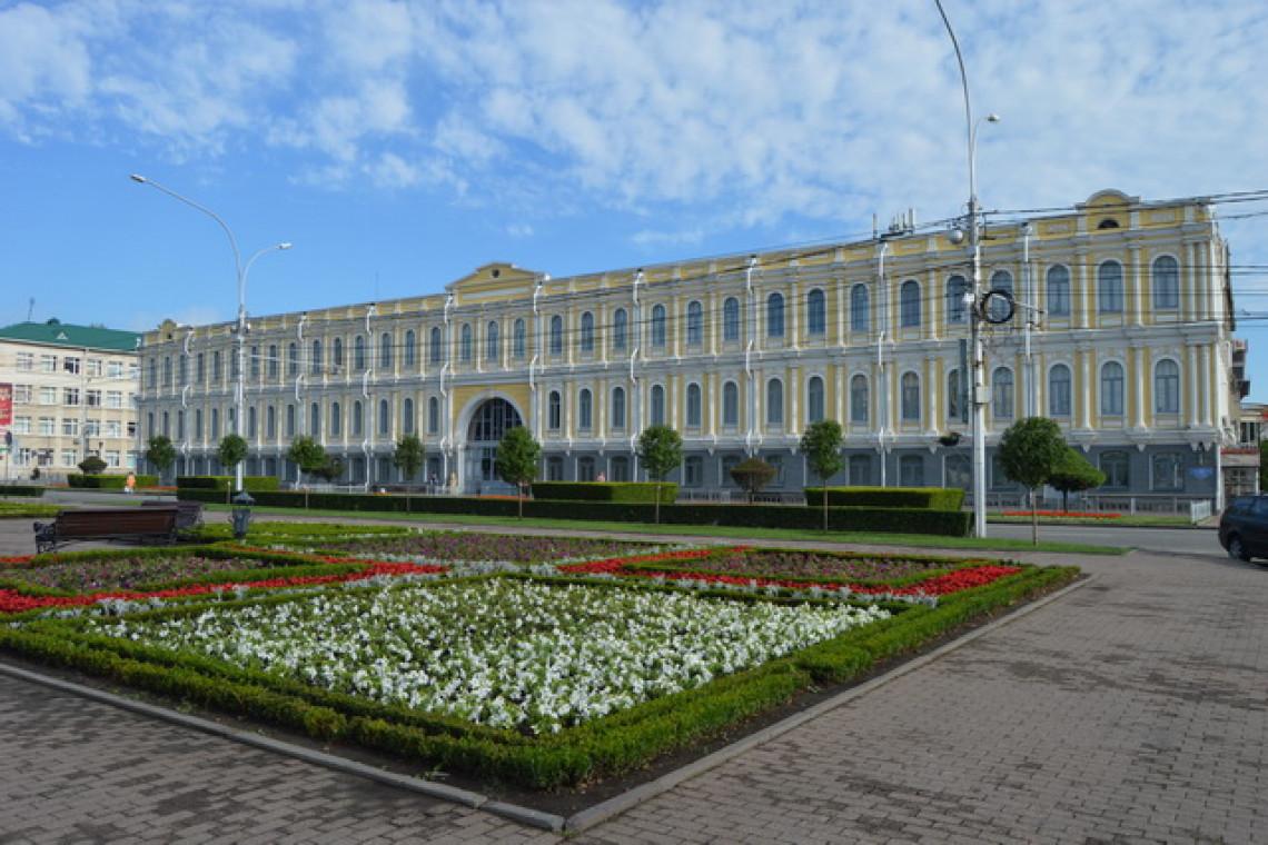 Краеведческий музей Ставрополь