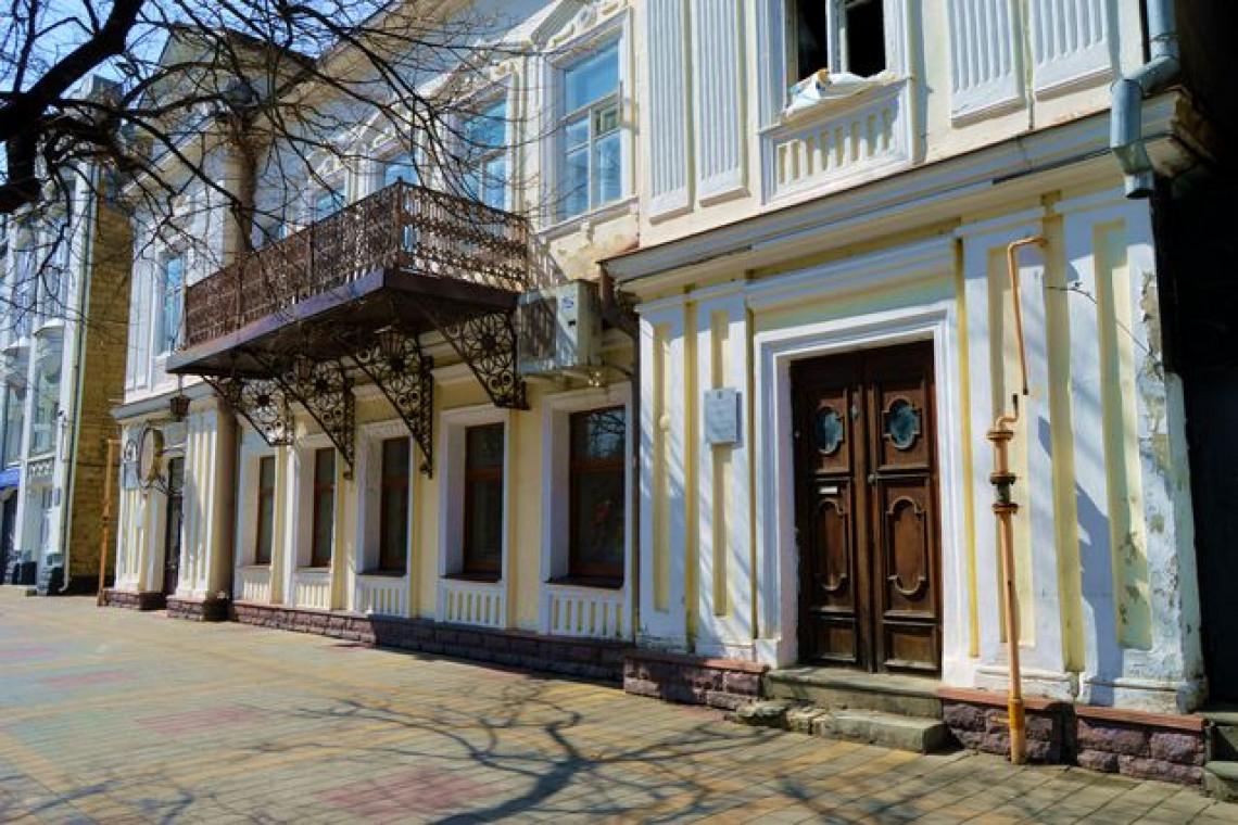 особняк Ставрополь