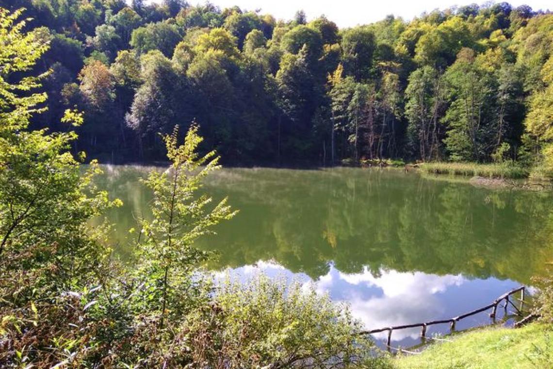 Секретное озеро КБР