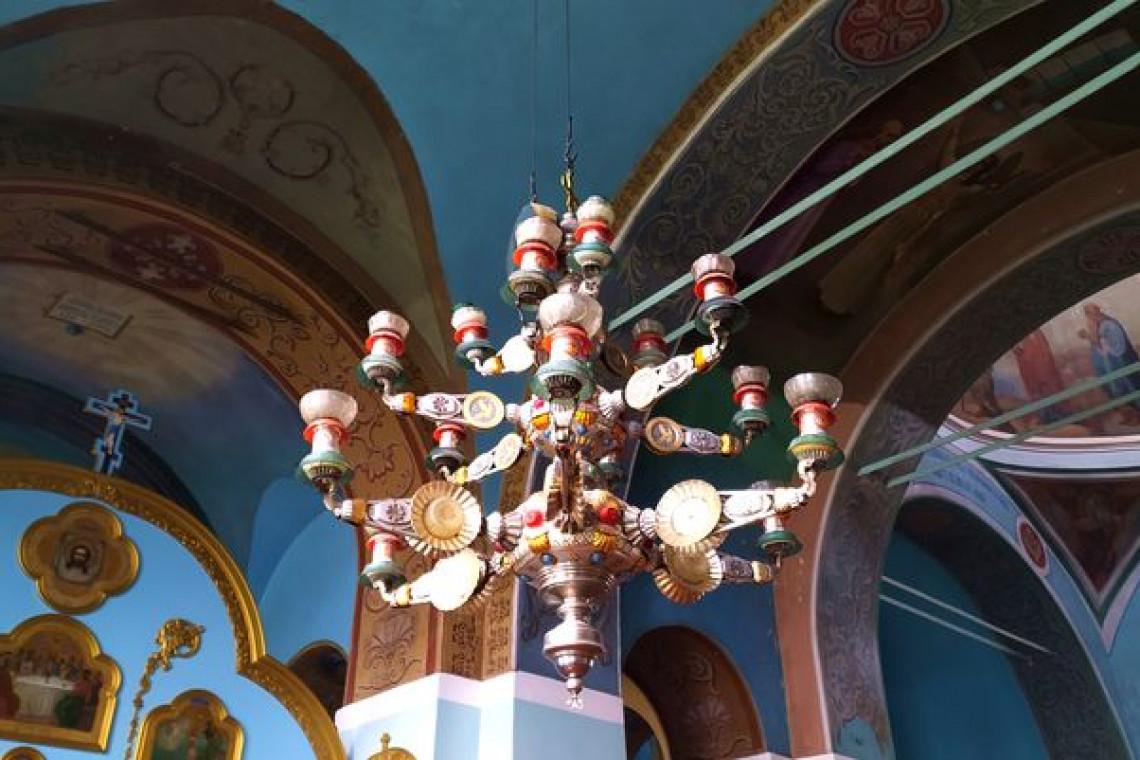 храм Московское