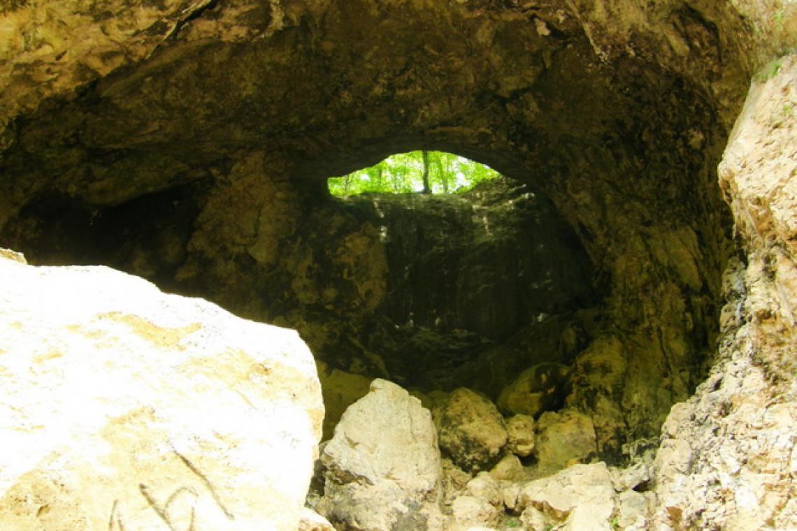пещера Сквозная