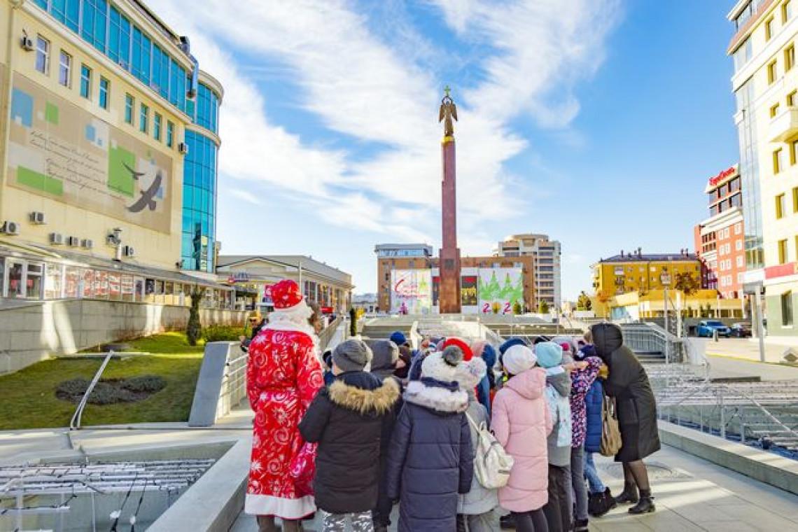 новогодняя экскурсия Ставрополь