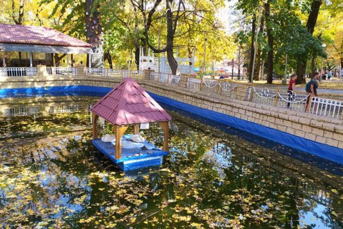 парк Центральный Ставрополь